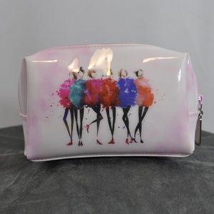 NWOT Catseye Makeup Bag
